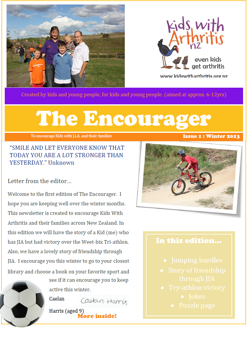 Encourager 2013